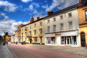 High Street HDR by nat1874