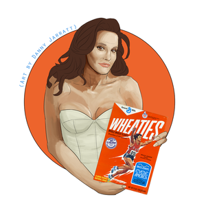 Caitlyn Jenner loves Wheaties. by DannyJarratt