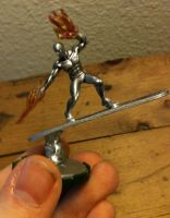 Silver Surfer Heroclix Custom by ComicMaster1