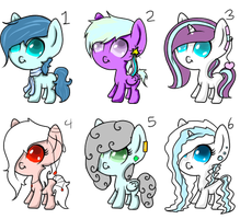 pony adopts(closed) by flamelover1