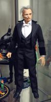 Phantom of the Opera custom figure ooak 1 by Shan-Lan