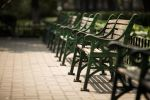 Bench in Bejing by TimGrey