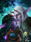 Elven love by Angevere