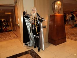 PMX 2011 Castlevania Alucard cosplay by The-Clockwork-Crow