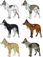 Free Dog Palette {CLOSED} by Ticklebutt