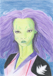 Gamora by that-random-doodler