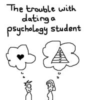 Dating a psychology student by TheNebs