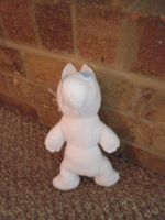 Moomin Troll Plushie by Vulpes-Canis
