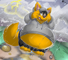 Rain...n' stuff by ChrisElFox