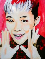 G-Dragon by Kagamiwizard