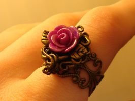 Rose Ring No. 6 - First Picture by CharpelDesign