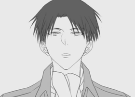 Rivaille Levi by Yuuki332