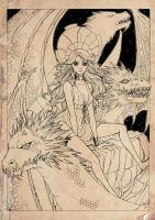GoT: Mother of Dragons by Dar-chan