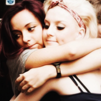 Jade and Perrie Icon  Twitter by MyHappinessLaali