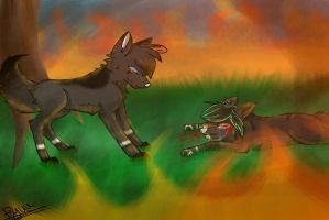 How Could You! -Lakota by wolvesforever122