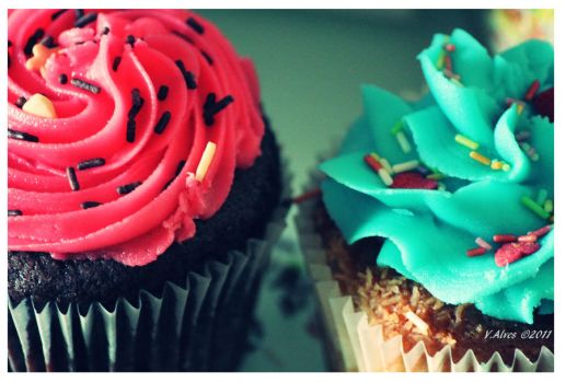 Summer Cupcakes by VaAlves94