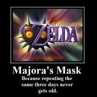 Majora's mask demotivational by Zoven-yakushi