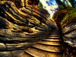 Mysterious Way by AgilePhotography