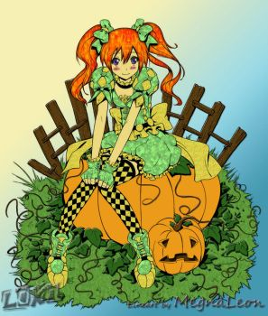 Nami coloured by lokicube