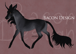 Zeev Bacon Design by bovidaeloony
