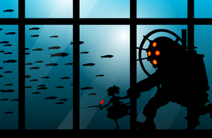 Bioshock - Under The Sea by LaggyCreations