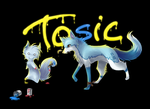 Commission: ToxicEevee by Ceavit