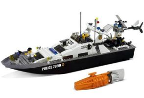 Lego Boat Source Image by ThawedIceMan