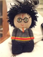 Harry Potter Doll by ivy11