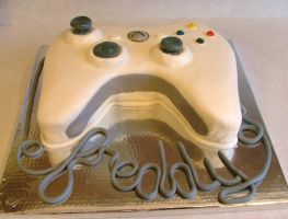 xbox controller by rubberpoultry