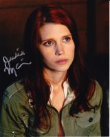 Julie McNiven's Autograph 2 by crazy71096