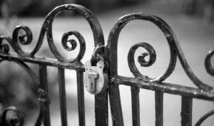 Gate by Jellings