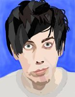 AmazingPhil no pen color 4 by daylover1313