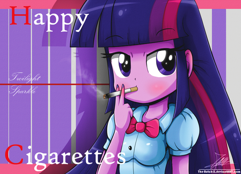 .:Happy Cigarettes:. by The-Butcher-X