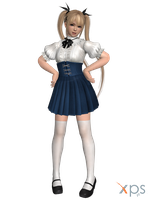 DOA5 Marie Rose Costume 45 High Society by rolance