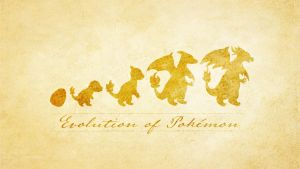 Evolution of Pokemon by TheCuraga