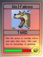 Wolfaboo Trollding Card by Sandslash-Trainer
