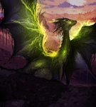 [OPEN] Adopt AUCTION|Green Dragon by ryky