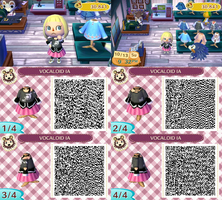 QR Code: IA's outfit by UnoFu