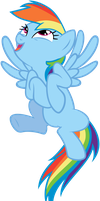 Rainbow Dash, You So Silly by Scourge707