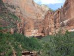 Zion National Park Waterfall by Trisaw1