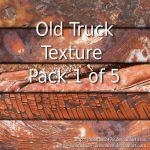 Old Truck Texture Package 1 by DustwaveStock