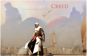 Altair. Assassin's Creed by AliceCroft