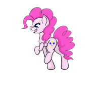 mlp pinkie pie by shadowwolffox
