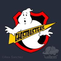 GHOST BUSTERS REDUX by btnkdrms