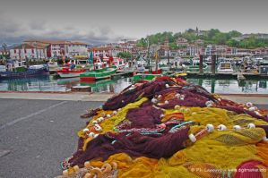Port de Saint Jean de Luz by DigitPhil