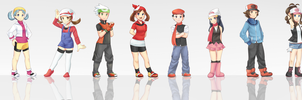 Choose Your Trainer by Gumwad201