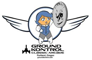 GROUND KONTROL TSHIRT CONTEST 1 by ChibiCelina