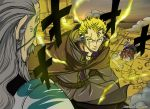hades vs laxus by thelucasrbp