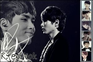 Happy B-Day RyeoWook by SNSDLoveSNSD