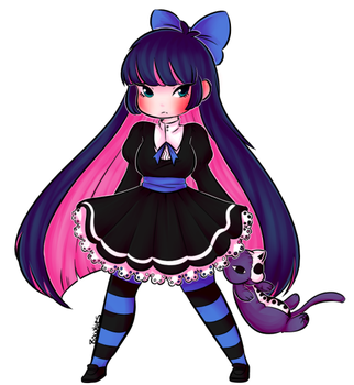 stocking by 8owties